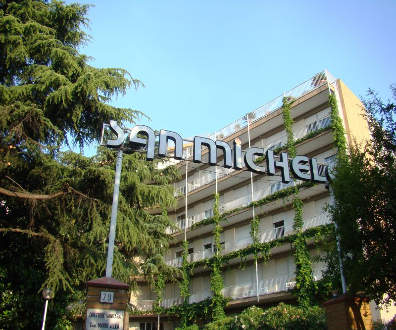 Entrata Clinica San Michele