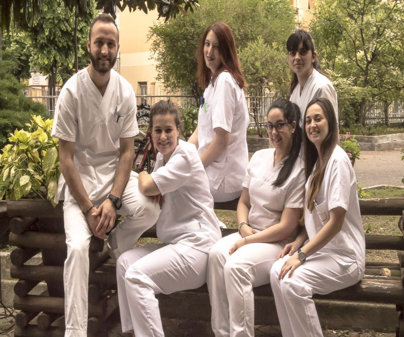 Staff Medico Clinca San Michele